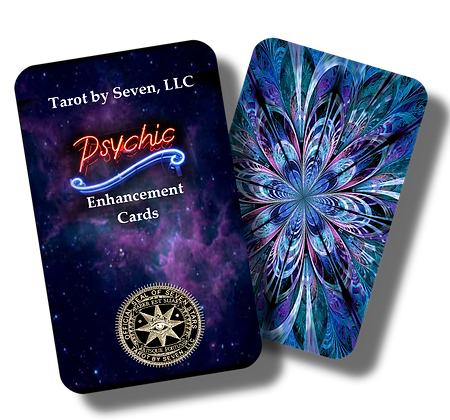 PSYCHIC ENHANCEMENT CARDS