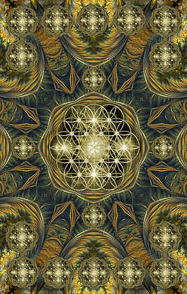 Flower of Life #2  Collection