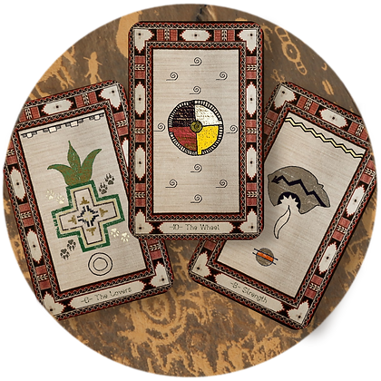 All Paths Native American Major Arcana