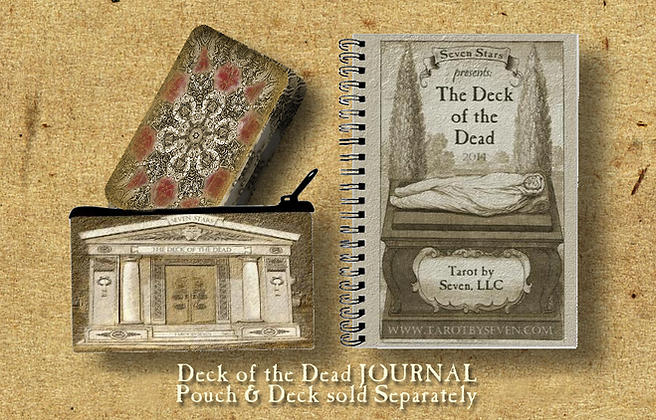 Deck of the Dead JOURNAL