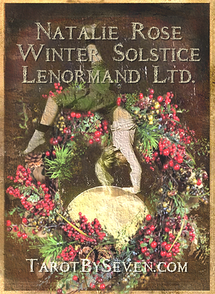 Natalie Rose Winter Solstice Lenormand, Ltd.