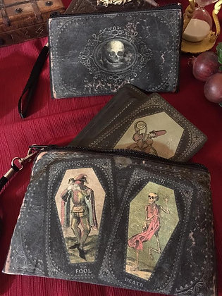Pouches for 2017 Samhain Deck of the Bastard, Ltd.