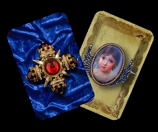 Jewelry Box Lenoracle