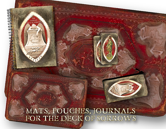 DECK OF SORROWS ACCESSORIES