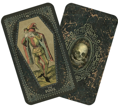2017 Samhain Deck of the Bastard Ltd
