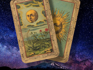 Solar Eclipse in relation to Tarot