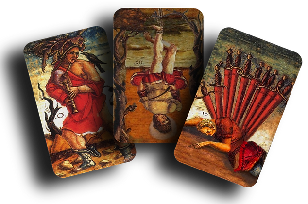 Sola Busca Revisited Tarot Deck