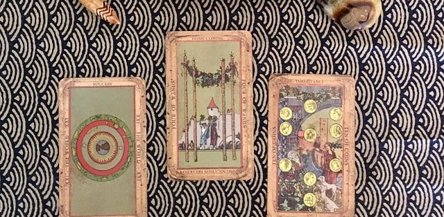 Deck of the Bastard, Tarot by Seven, Cus