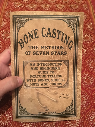 Bone Casting Instructions Booklet