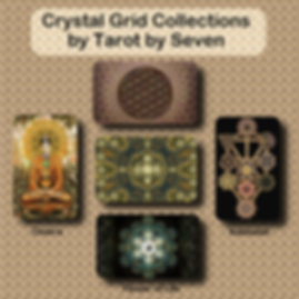 Crystal Grid Collections by Seven Stars
