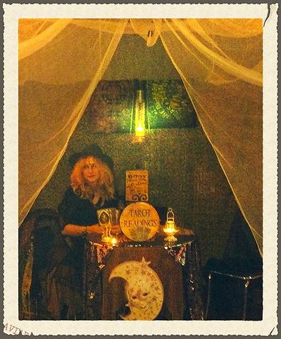 Seven Stars Tarot readings