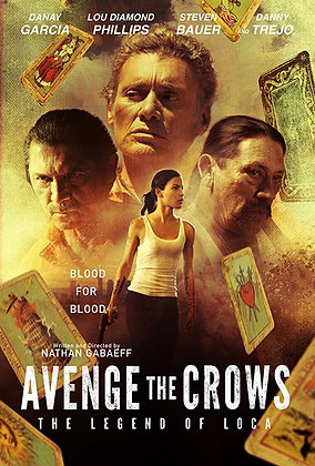 MOVIE DECK + POUCH - Avenge the Crows