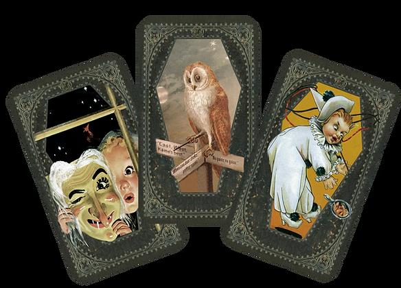 2017 2ND EDITION Samhain TREAT Deck