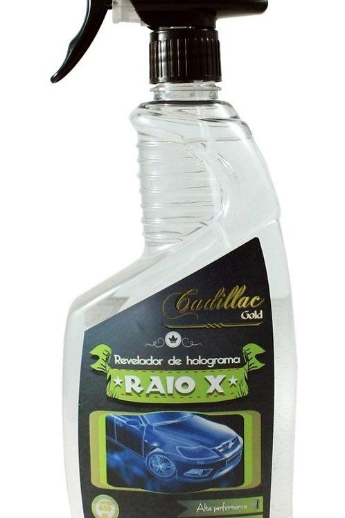 REVELADOR DE HOLOGRAMAS RAIO X - CADILLAC