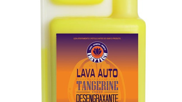 Shampoo Desengraxante Tangerine 1,2L - Easytech