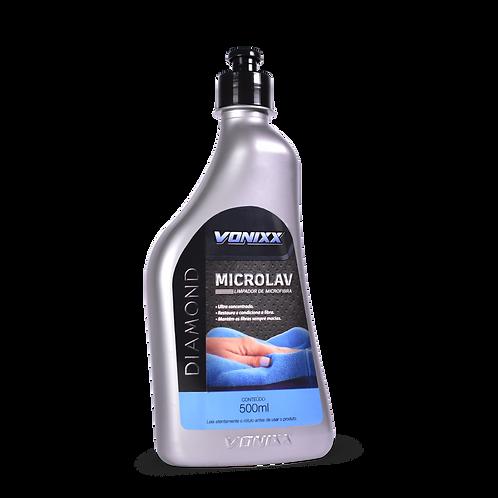 Microlav – Shampoo Limpador para Microfibra (500ml) - VONIXX