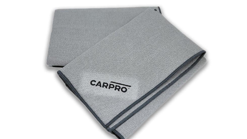 Pano de Microfibra Para Vidros Glass Fiber 40x40  - Carpro