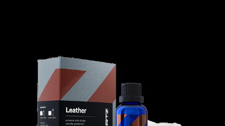 Vitrificador de Couro Cquartz Leather 30ml - Carpro