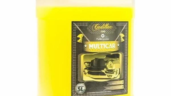Multilimpador Multicar 5 Litro - Cadillac