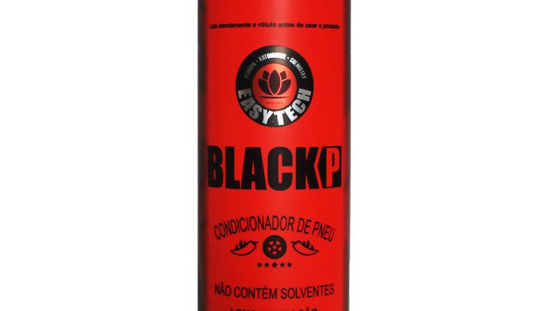 Black P Condicionador de Pneus 500ml - Easytech