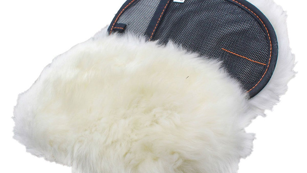 Luva de Lavagem Lã Wool Wash Mitt - Carpro