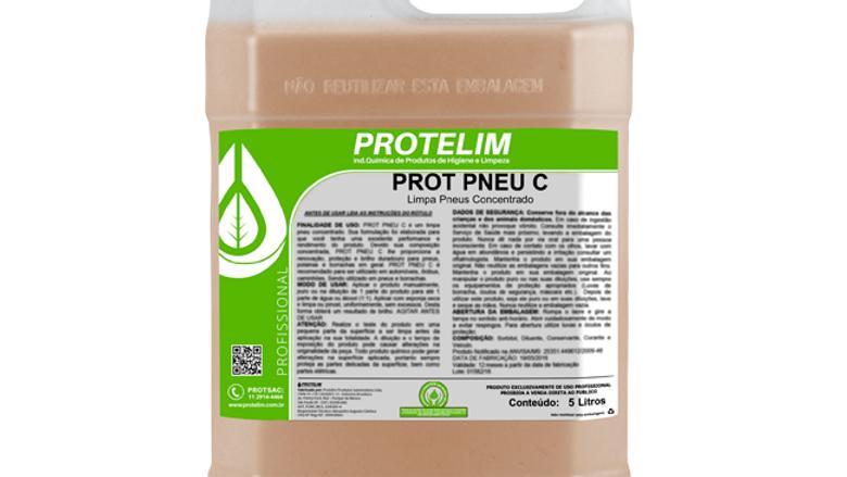 Limpa Pneu - Pneu C 5L - Protelim