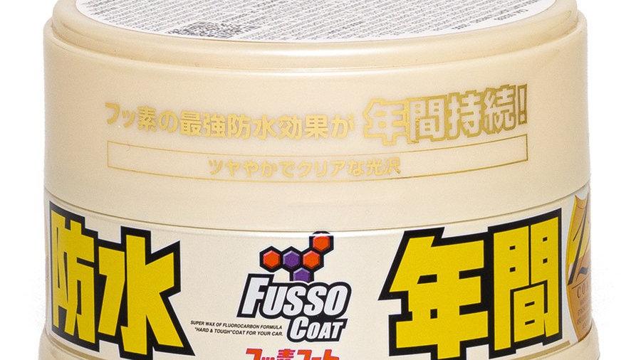 Cera em Pasta Fusso Coat Light 200g - Soft99