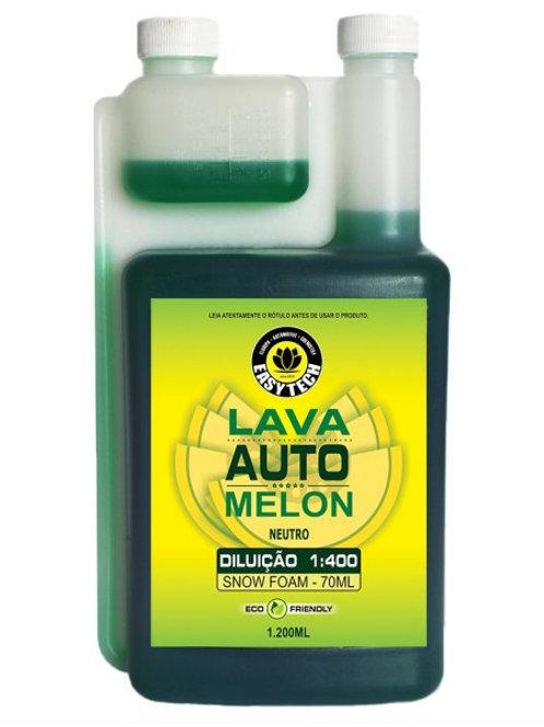 SHAMPOO MELON AUTOMOTIVO SUPER CONCENTRADO 1:400 EASYTECH – 1,2L - easytech