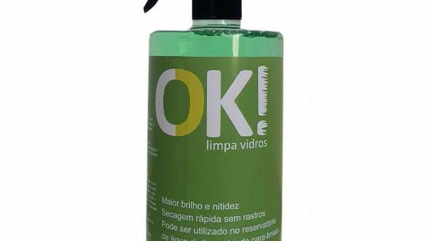 Ok! Limpa Vidros 500ml - Goecowash