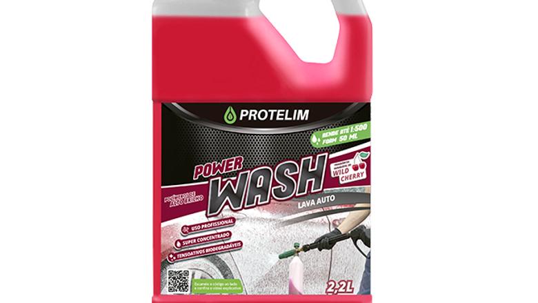 Shampoo Neutro Power Wash 2,2L - Protelim