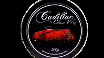 CERA DE CARNAUBA EM PASTA CLEANER WAX - CADILLAC - 300g