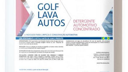 Shampoo Golf lava autos 5L
