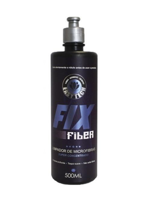 FIXFIBER LIMPEZA DE PANOS DE MICROFIBRA 500ML – EASYTECH