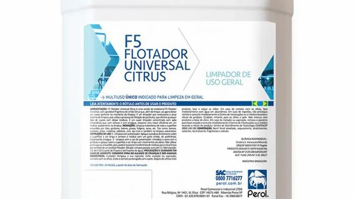 F5 Flotador Universal Citrus 5L