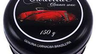 CERA DE CARNAUBA EM PASTA CLEANER WAX - CADILLAC - 150g