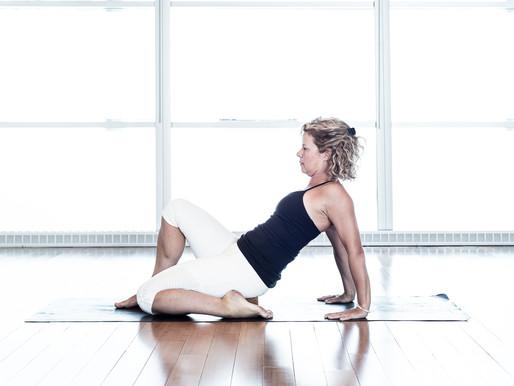 Quatre postures de Yoga pour Étirer le devant de vos cuisses | Centre Yoga Santé