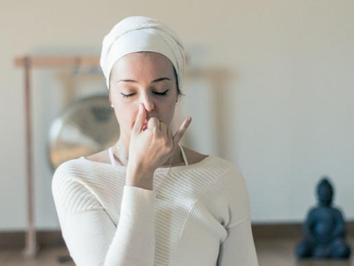 La respiration alternée | Nadi Shodhana | Centre Yoga Santé