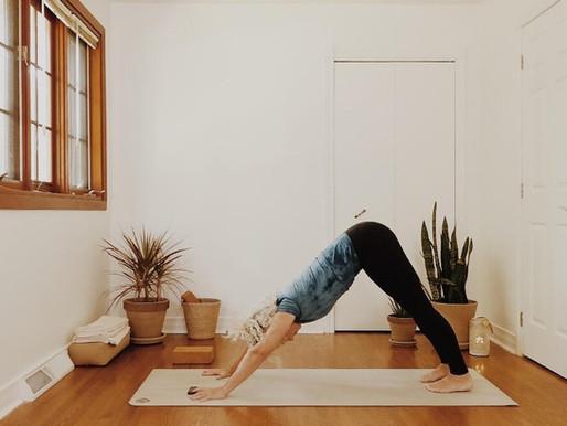 Yoga débutant doux et calmant