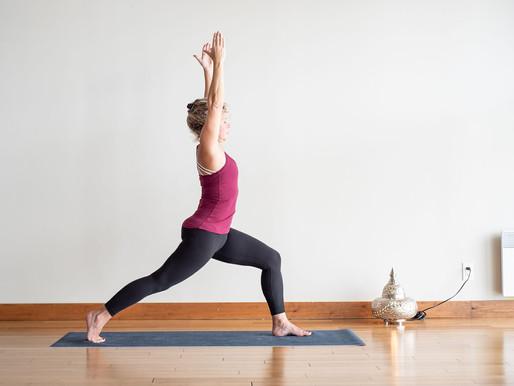 5 postures de yoga pour aider les coureurs !