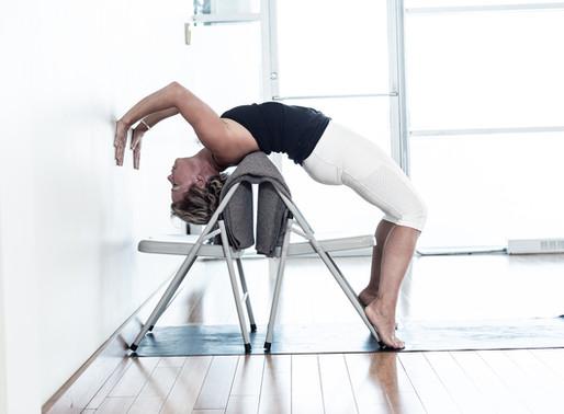 Cinq postures pour se préparer à la roue | Centre Yoga santé
