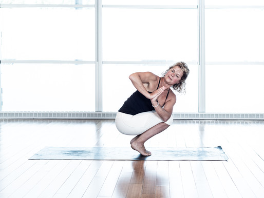 La posture du nœud | Centre Yoga Santé