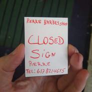 Pierre's Barbershop