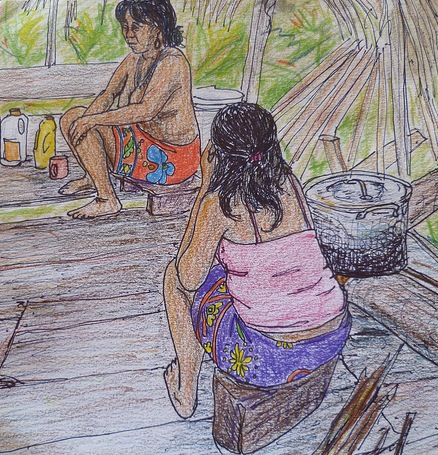 Panama Sketchbooks