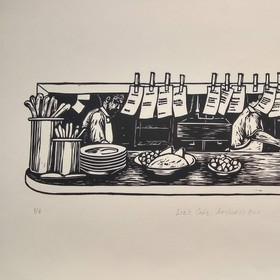 Liz's Cafe, Anybody's Bar