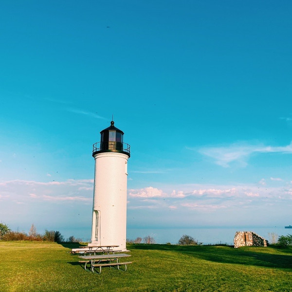 Whiskey Point Light House