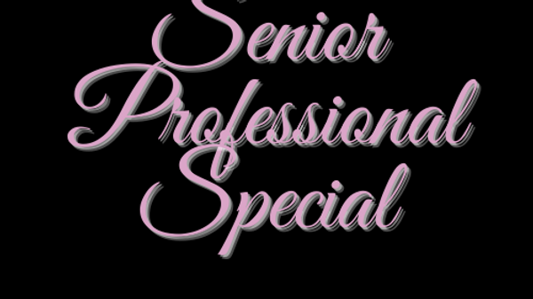 Senior Professional Special