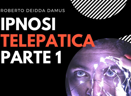 Ipnosi telepatica (parte 1)