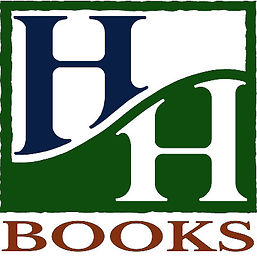 Hendrick Hill logo with Books text color