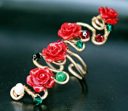 טבעת השושנים/ring of roses