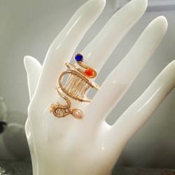 טבעת וי